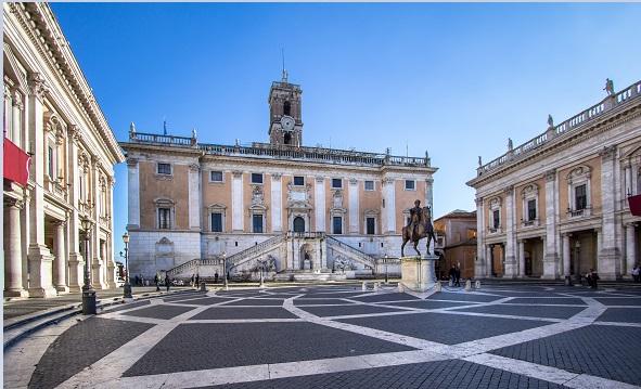 Roma - Intorno al Campidoglio