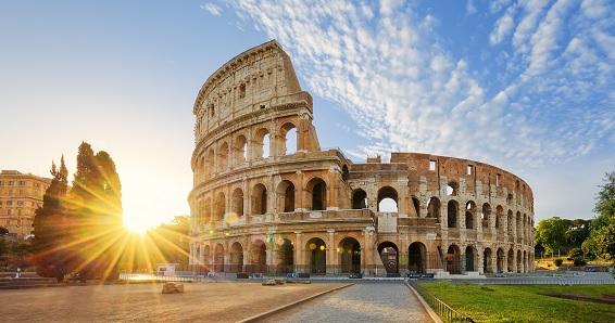 Roma - Dal Colosseo alla Piramide